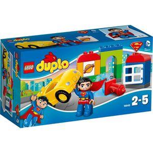 ASSEMBLAGE CONSTRUCTION LEGO® DUPLO 10543 Le Sauvetage de Superman