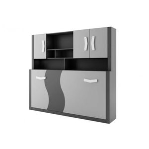 lit escamotable vertical achat vente lit escamotable. Black Bedroom Furniture Sets. Home Design Ideas