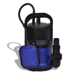 POMPE À EAU CAMPING Pompe submersible électrique pour Eaux Claires Jar