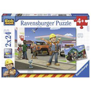 PUZZLE Ravensburger - 09151 5 - Puzzle - Bob Le Bricoleur