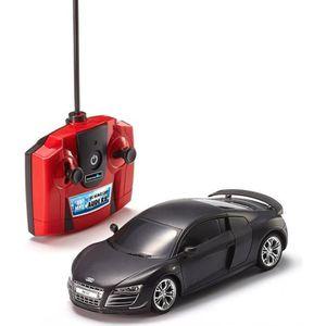 VOITURE À CONSTRUIRE Voiture radiocommandée : Audi R8 aille Unique Colo
