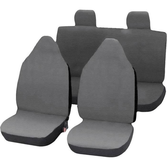 Housses de siège pour Aygo - gris clair