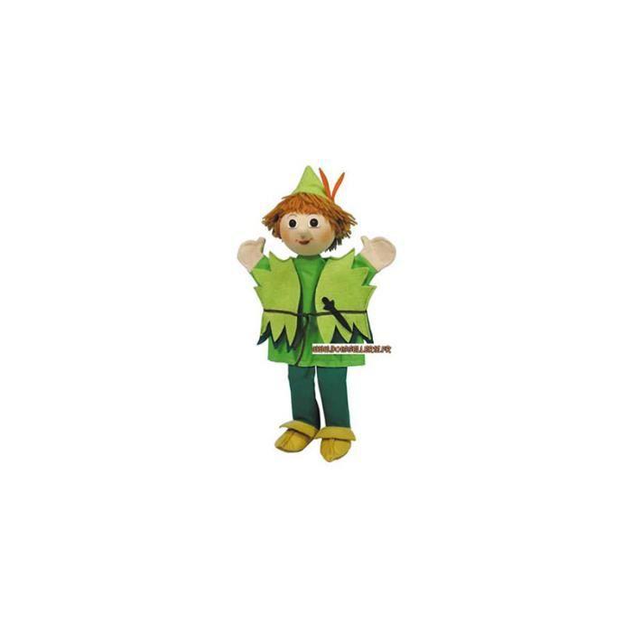 Marionnette Peter Pan - Jeux premier âge - Jeux d'éveil - Marionnettes
