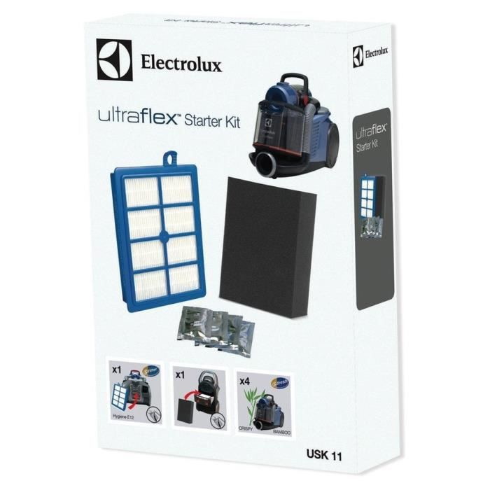 KIT STARTER ULTRAFLEX USK11 ELECTROLUX 9001677112