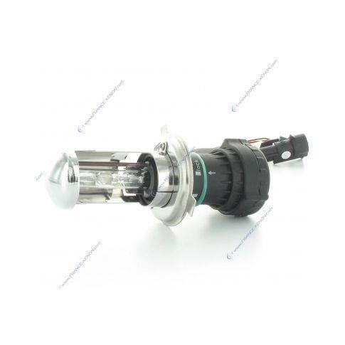 1 x Ampoule H4-3 35W 6000K xénon pour kit HID