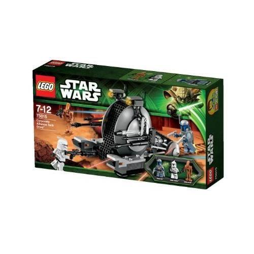 LEGO STAR WARS - 75015 - JEU DE CONSTRUCTION - …