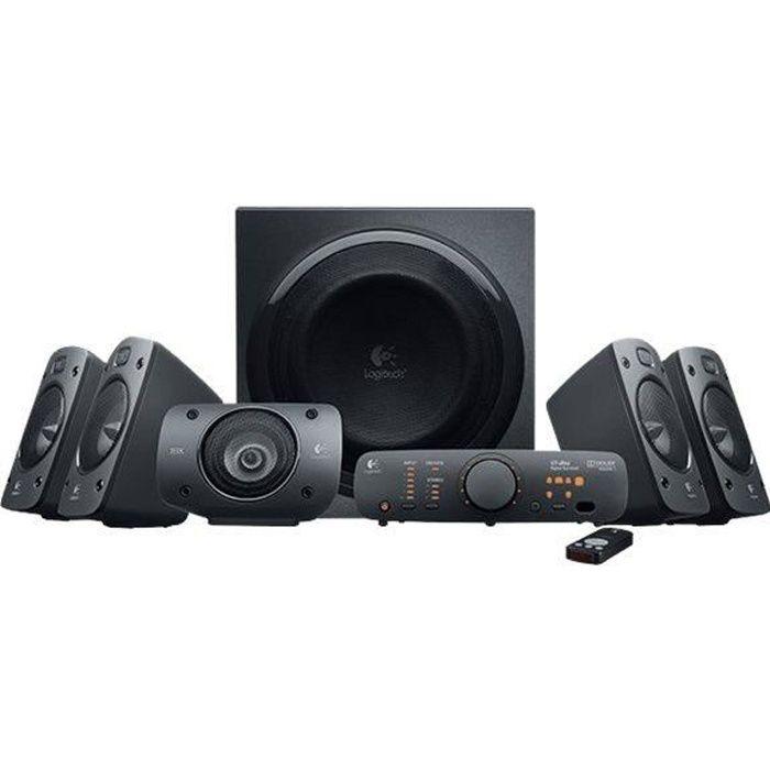 Haut-parleurs 5.1 Z906