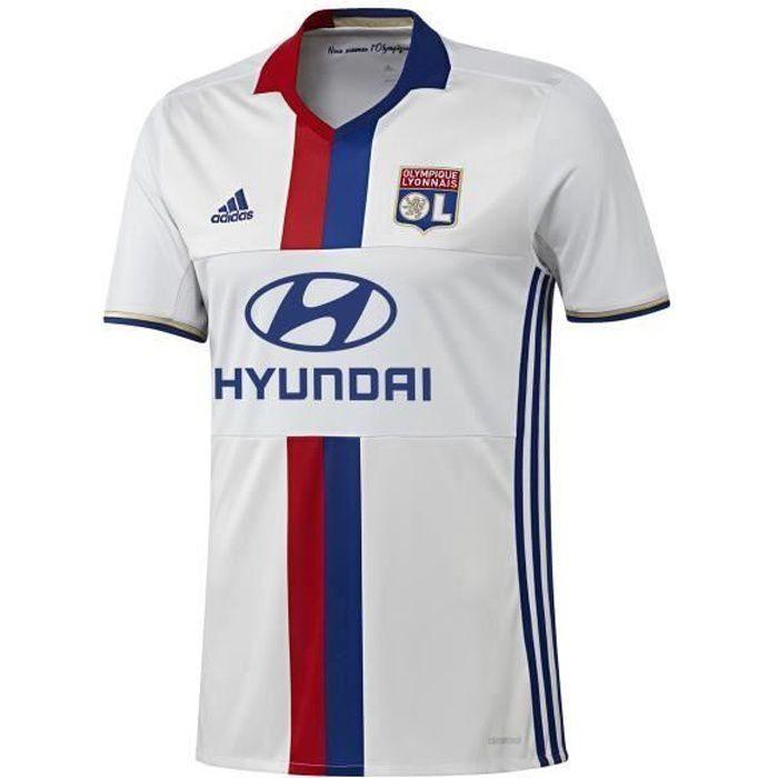 Adidas Maillot football Domicile Olympique Lyonnais Lyon 2016-2017