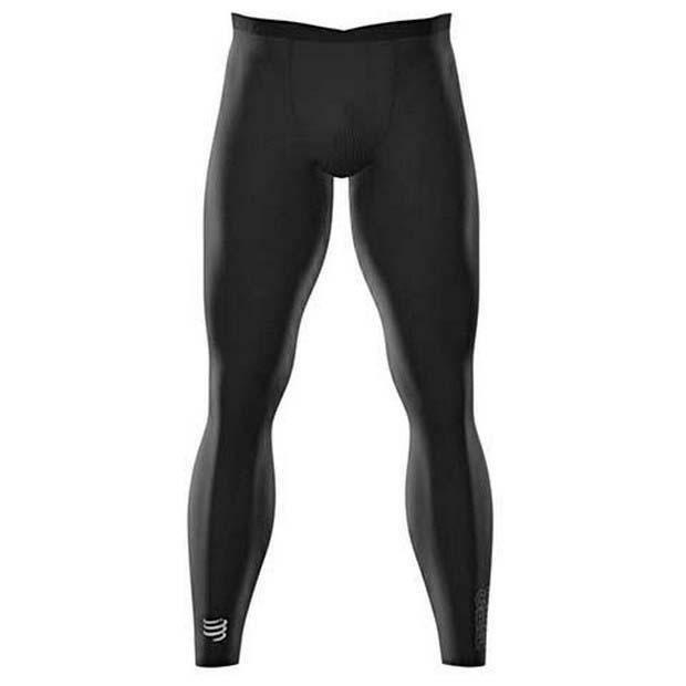Vêtements Homme Collants de course Compressport Running Under Control Full Tights