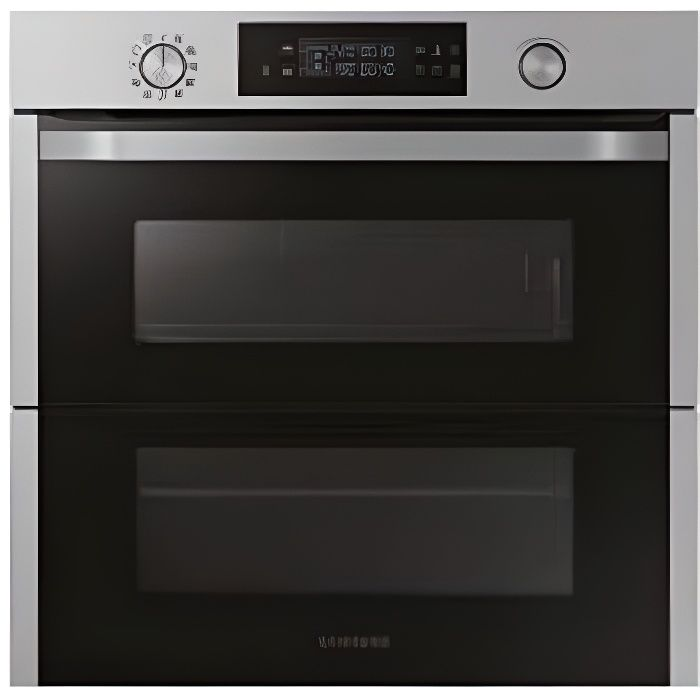 Samsung NV75N5671RS Four Multifonction encastrable Finition INOX Anti-Traces 56 cm