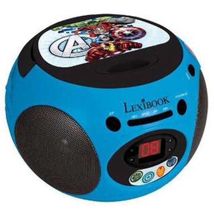 CR1-02543-EU-INT CD Boombox Avengers