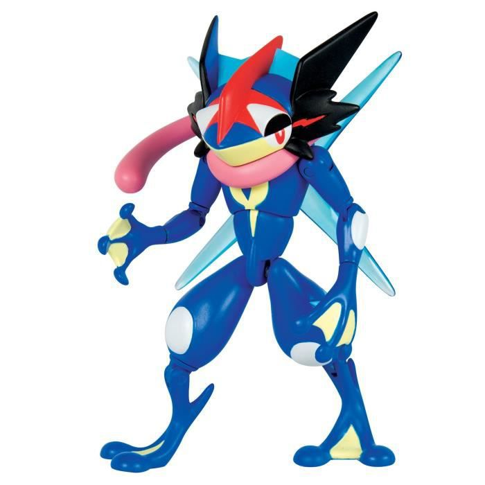 Figurine Miniature TOMY Pokémon d'action Figure, Ash-greninja B6U7W