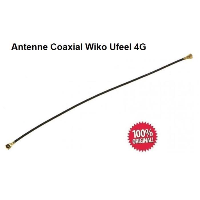 Antenne Coaxial Wiko Ufeel 4G 100% ORIGINAL