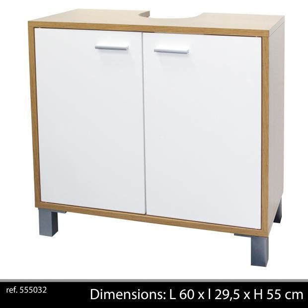 meuble sous evier salle de bain maison design. Black Bedroom Furniture Sets. Home Design Ideas