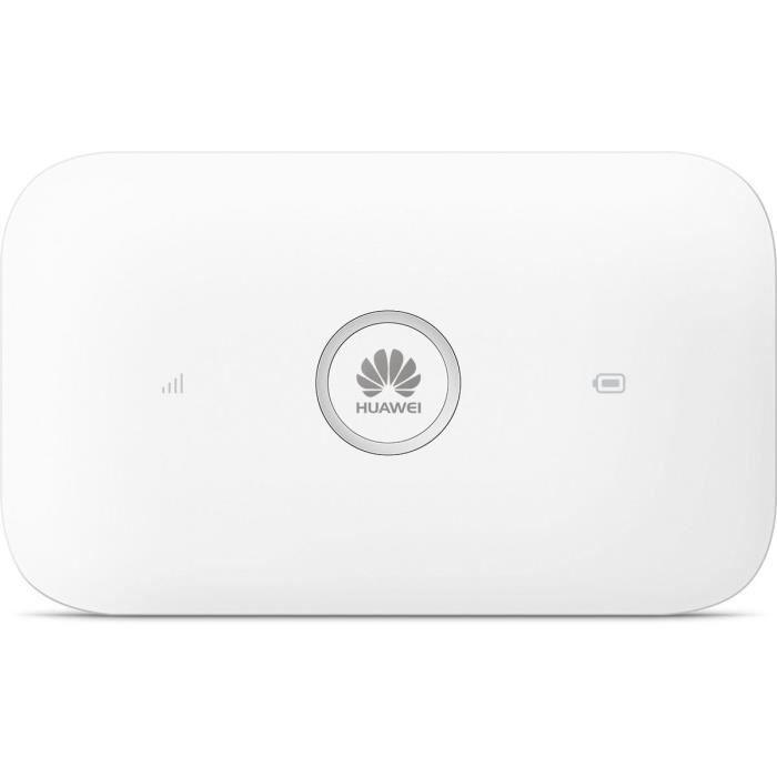 MODEM - ROUTEUR Huawei E5573Cs-322 Hotspot Wi-Fi 4G mobile