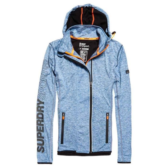 Vêtements homme Vestes avec manches Superdry Sport Athletic Panel ... 40f1cbd07768
