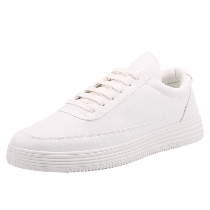 Hommes Chaussures Comfortable Ultra TYS XZ024Blanc43 Léger Espadrille Hommes O4ZHqwSxn
