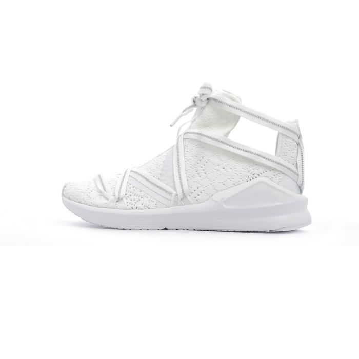 Chaussures Pointe Coloris Rope Montantes Puma White Fierce Wmn's sthrQd