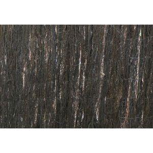HAIE DE JARDIN LAMS Brande épais extra - 2 x 3 m - Marron naturel