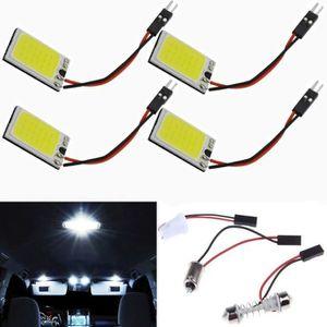 AMPOULE - LED Petrichor ®3W 12V 18 COB voiture LED ampoule dôme