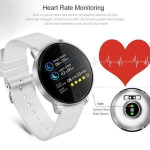 MONTRE CONNECTÉE RECONDITIONNÉE Montre multifonctionnelle Smartwatch avec moniteur