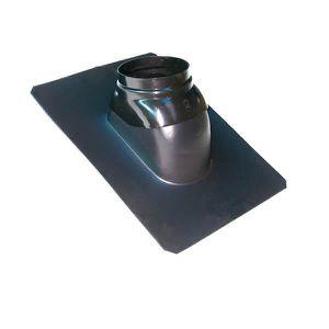 CHEMINÉE Solin ardoise 25° a 45° noir