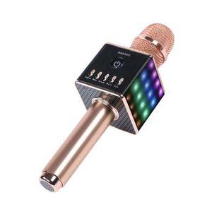 MICROPHONE Microphone Bluetooth sans Fil Karaoke Micro Blueto