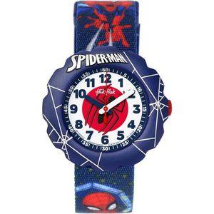 MONTRE Montre Flik Flak FLSP012 pour enfants Spider-Man e