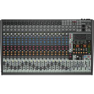 TABLE DE MIXAGE Behringer SX2442FX, 24 bit, 50 W, 682 mm, 410 mm,