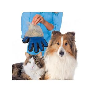 BROSSE - CARDE Gant de toilettage pour chats et chiens