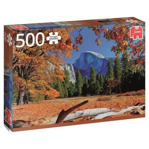 PUZZLE Puzzle 500 Pièces - YOSEMITE NATIONAL PARK, USA -