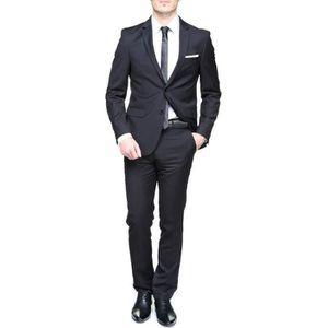 COSTUME - TAILLEUR Costume Jean Louis Scherrer Sch054 Jack Uni Black