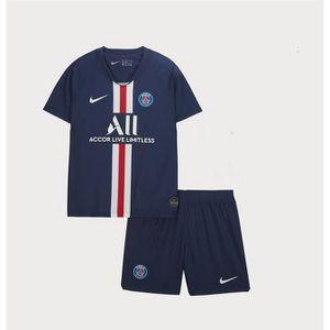 MAILLOT DE FOOTBALL Maillot PSG Paris Saint Germain 19/20 Enfants Mail