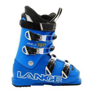 CHAUSSURES DE SKI Chaussure de Ski Junior Lange RSJ 65 bleu