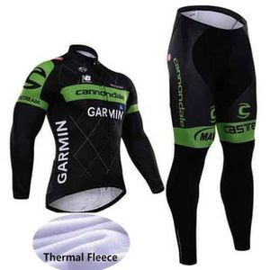 TENUE DE CYCLISME CANNONDALE Maillot Cyclisme Hiver Winther Thermal
