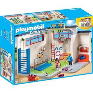 UNIVERS MINIATURE PLAYMOBIL 9454 - City Life - Salle de sports