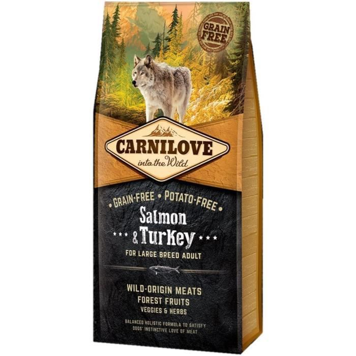 Nourriture pour chiens Carnilove BS08945 36249