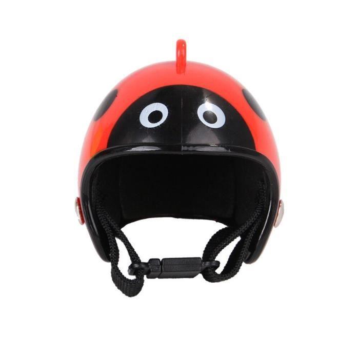 Bague d'identification,Couvre chef ajustable et mignon Petits accessoires de casque en canard animal de compagnie, chapeau - Type 4