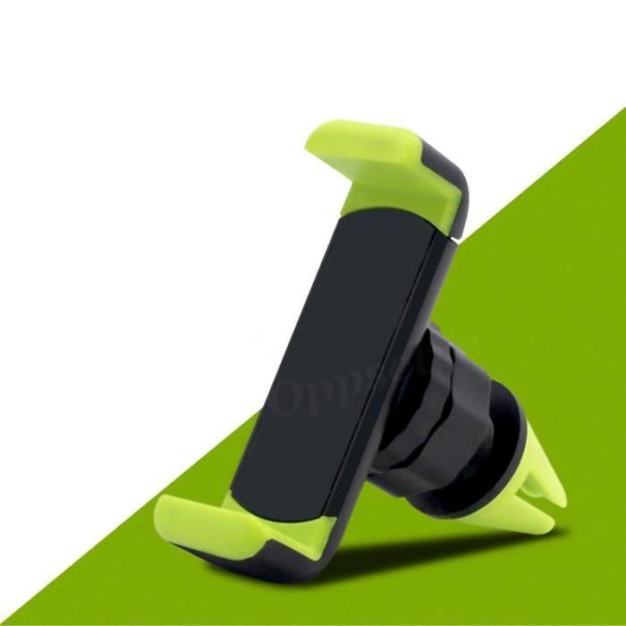 Support pour téléphone de voiture pour votre Support pour téléphone Mobile Support pour iPhone 11 8 Support de - Type Green #A
