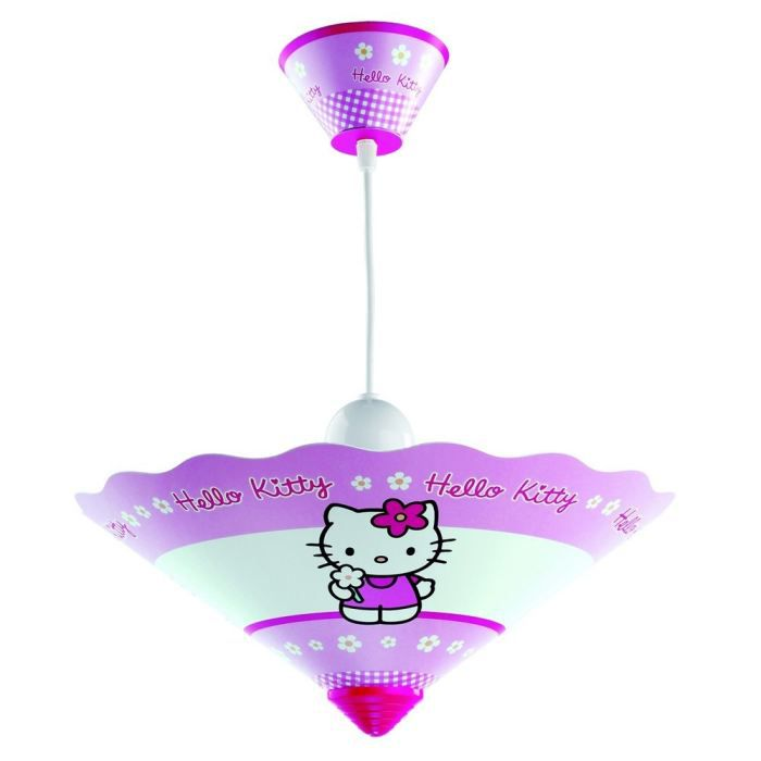 SUSPENSION RENVERSEE HELLO KITTY pour 25€
