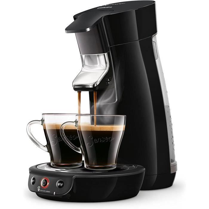MACHINE A CREME ps HD656361 Machine agrave Cafeacute agrave Dosettes SENSEO Viva Cafeacute Noir284