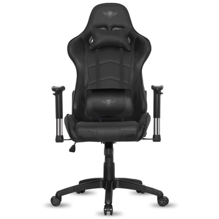 Fauteuil Gamer SPIRIT OF GAMER Demon Noir