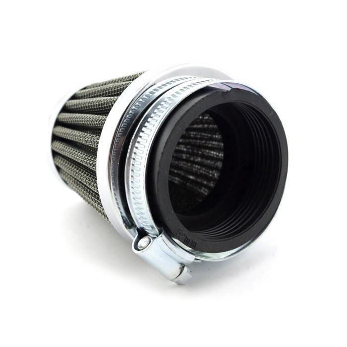 FILTRE A AIR 4pcs 52mm Filtre à Air Cornet Moto Pour Kawasaki Z