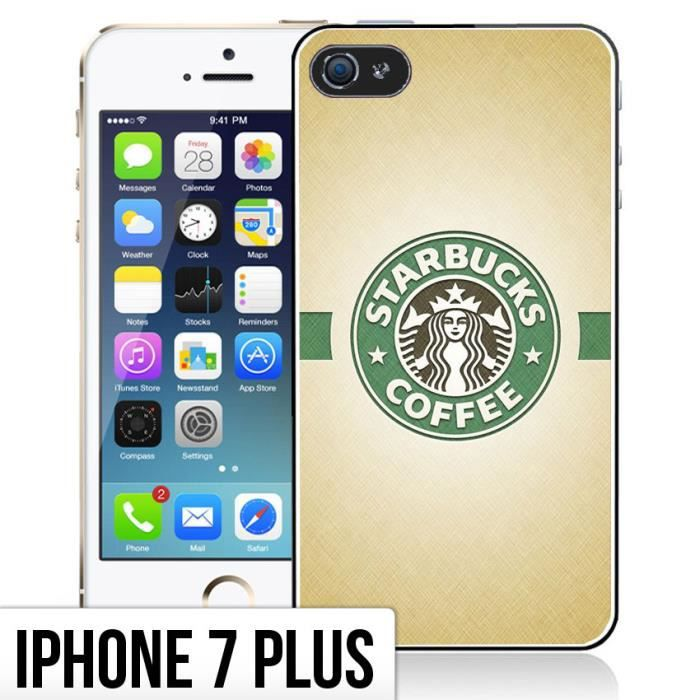 coque starbuck iphone 7 plus