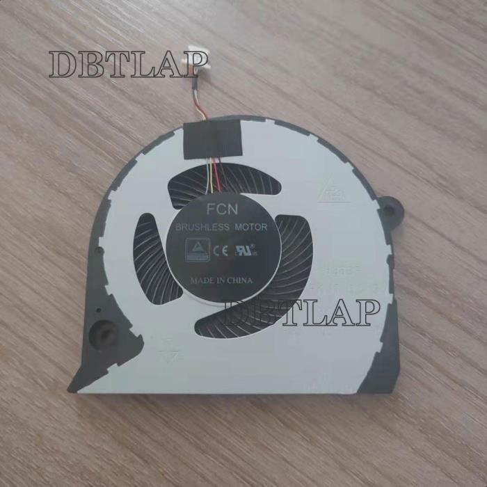 DBTLAP Ventilateur Compatible pour Dell inspiron 7370 7380 0W8DC0 FCN DFB451005M20T-FL7D 023.1009I.0003 023.1009I.0002