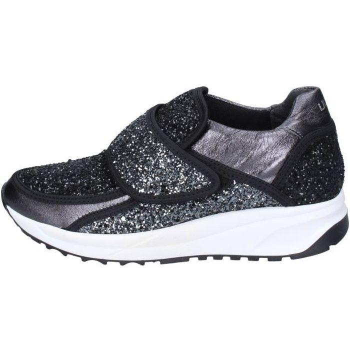 LIU JO Chaussures Femme Baskets Noir BS606