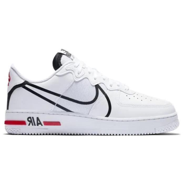 Basket Nike Air Force 1 Low AF1 Homme Femme Chaussure De ...