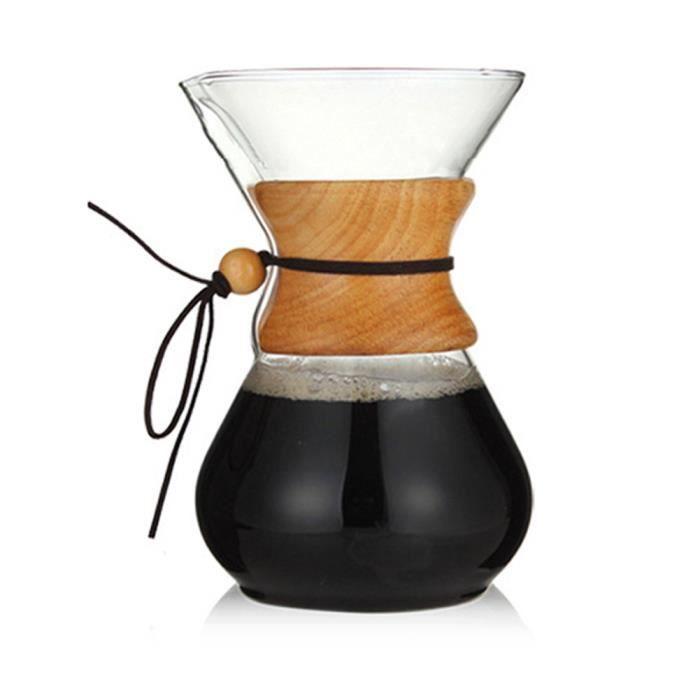 CAFETIÈRE Les Tasses En Verre de Cafetière En Verre Résistan