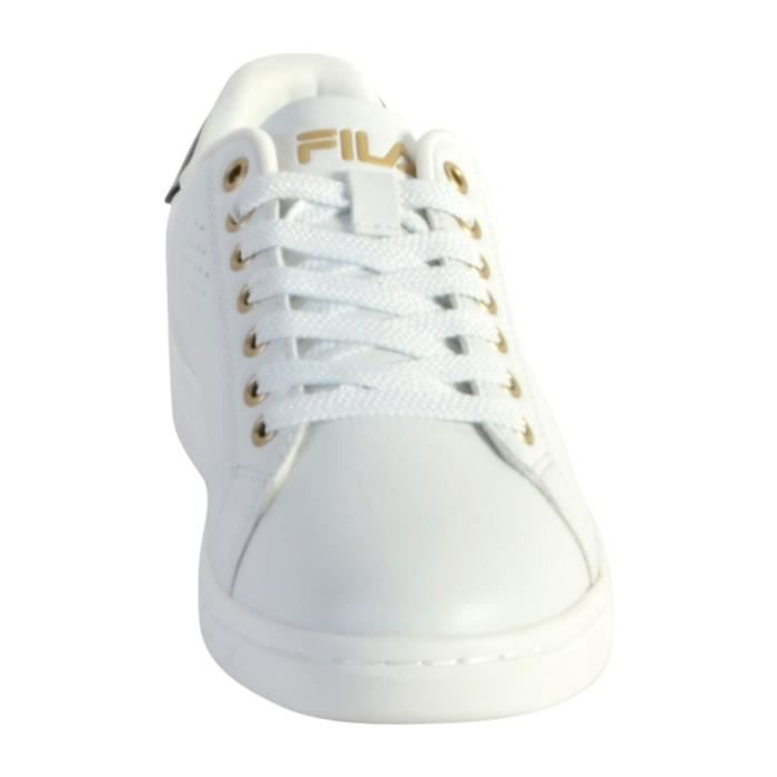 Basket Fila Crosscourt 2F Low WMN White 40 Blanc