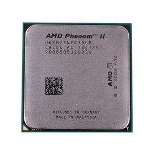 PROCESSEUR AMD Phenom II X3 B75 3.0GHz triple-core Processor